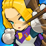 The Wonder Stone: Hero Merge Defense Clan Battle icon