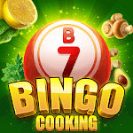 Bingo Cooking Delicious - Free Live BINGO Games icon