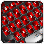 Red Metal Keyboard Theme icon