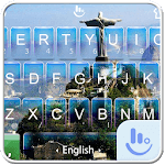 Cristo Redentor Keyboard Theme icon