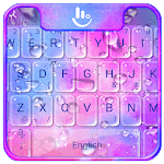 Colorful Water Keyboard Theme icon