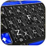 Cool Blue Light Keyboard Theme icon