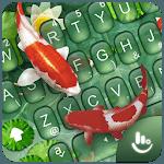 Cute Koi Fish Keyboard Theme icon