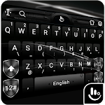 Classic Black Keyboard  Theme for pc icon