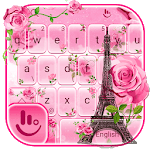 Rose Paris Keyboard Theme icon