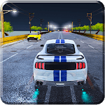 Highway Traffic Car Racing Game 2019 icon