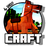 Horsecraft Survival and Crafting Game icon
