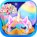 Carnival Unicorn Fair Food - The Trendy Carnival APK icon