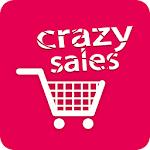 Crazysales Online Shopping Australia icon