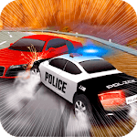 Police Vs Crime Mountain Chase for pc icon