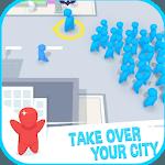 Crowd Stickman Wars .io icon