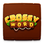 Crossy Word - Word Link Crosswords Puzzle icon