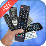 Remote Control for all TV - All Remote icon