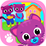 Cute & Tiny Family - Baby Care, Holiday & Farm Fun APK icon