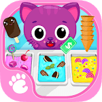 Cute & Tiny Ice Cream - DIY Frozen Pops for Pets icon