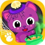 Cute & Tiny Spooky Party - Halloween Game for Kids icon