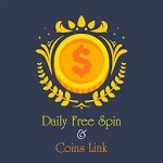 Daily Free Spins and Coins Links APK icon