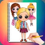 Drawing Cute Chibi Girls icon