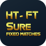 HT/FT Fixed Matches - Predictions Foot icon