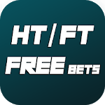 HT/FT Free Bets - Fixed Matches APK icon