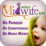Mobile Midwife EHR Client Portal icon