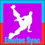 Emotes IN Sync for Fortdance Challenge Dances icon