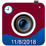 Date Stamp Photo - Auto Timestamp Camera for pc icon