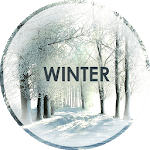 Winter wallpapers 4K icon