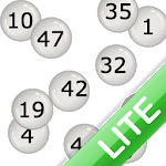 Lottery Number Picker Lite icon