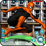 Spider Hero Strange Battle: Rope Hero icon