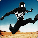 Amazing Spider Hero Fight in Desert Battle icon