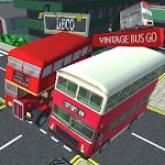 Vintage Bus Go icon