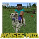 Horses Mod for MCPE icon