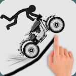 Stickman Road Draw Racing icon