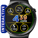 Face-FX HD Watch Face Widget & Live Wallpaper icon