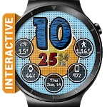 Retro Pop HD Watch Face Widget & Live Wallpaper icon