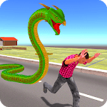 Angry Anaconda Snake Rampage: City Attack icon