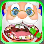 Christmas Dentist Office Santa - Doctor Xmas Games icon