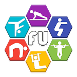 FitUp – Workout at Home icon