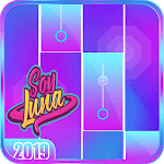 Soy Luna Piano Tiles Game icon