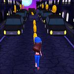 Subway Town: Princess Rush in Dark Night for pc icon