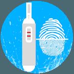 Pregnancy Test Conception Date icon