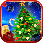 Christmas Hidden Object: Xmas Tree Magic icon