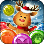 Xmas Bubble Shooter: Christmas Pop icon