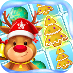Xmas Match 3: Christmas Candy Land icon
