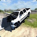 Crash King Crash Car Simulator icon