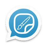 Create Stickers for WhatsApp icon
