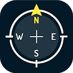 Digital compass - Smart Compass new 2019 APK icon