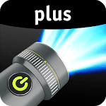 Flashlight Plus Free with OpticView™ icon