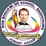 Don Bosco School Baghchung icon